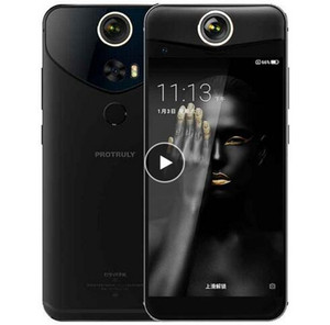 """PROTRULY Darling D7 VR Cellphone AMOLED 360 Degree Full Dimension 4G LTE Android Helio X20 Deca Core 3G+32G 5.5"""" 1920*1080 26MP"""