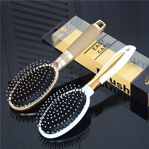 Spazzola per capelli professionale Spazzola di parrucchiere Supplies combinata spazzola groviglio di combo capelli donne uomini acconciatura strumento Strumenti