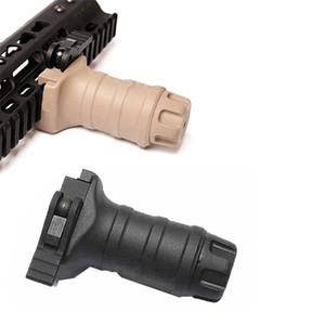 Grip táctico fusil de caza Ar15 rápida Separar la cerradura auto Negro Tan vertical partes versión corta Ar15