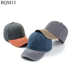 Xia Qiuji Beyzbol Şapka Yıkama Kovboy Yazım Renk Cap Serbest Zaman Güneş Şapka Şapka Woman Peaked