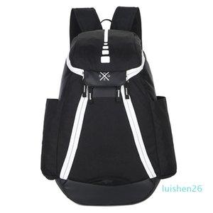 Brand 2020 New Mens Designer Backpack Men Women Designer Bags Teenager Blue Red Outdoor Basketball Backpack 4 Colour l26