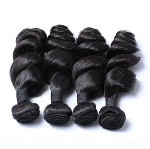 The special link for customer best quality loose wave 28x2 30x2, total 4 pieces Human Hair Extensions
