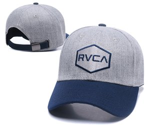 Unisex Sale Knit Ball Wholesale-2019 Cap! New Men Hot And Women Rvca Hat Adjustable Baseball Golf & Hip Hop Outdoor Sports Cap 1 LADZ