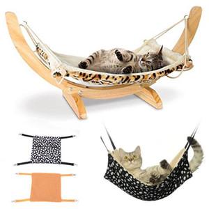 Cat B Hammock casa calda morbida Ferret Riposo pelliccia Hanging Cat Cage animali accessori per la casa