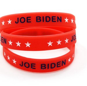 JOE BIDEN Bracelet Anti Donald Trump President Support Joe Biden President Bracelet Wristband Party Gifts LJJK2227