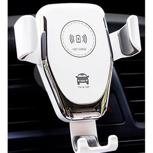 2020 Горячие продажи Q12 роскошь Беспроводное зарядное устройство быстрое зарядное 5W 10W быстро Ци зарядки Pad Совместимость для iphone Samsung LG Все Qi устройств
