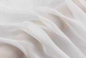 Howmay 100% pure silk fabric chiffon 5.5m m 55