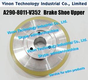 A290-8011-V352 Fanuc edm Brake Shoe Upper F409W لسلسلة Fanuc O.P.Q.R.W