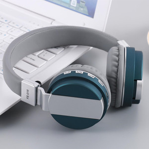 Sport Headphone Bluetooth 4.2 with FM SD Card Readable Music Wireless Headphone Foldable Stylish Earphone