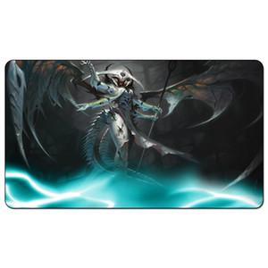 Magic Game Gamemat: atraxa praetors voice 60 * 35cm size Table Mat Mousepad Play Matwitch fantasy غامض الإناث الساحر