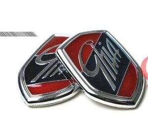 100 ٪ ملصقات عالية الجودة درع ملصقات السيارات الديكور لفورد فوكس 3 2 ECOSPORT لفورد فييستا 2009 2010 2011 2012