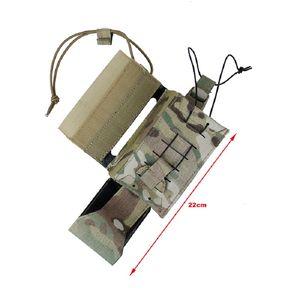 Tmc3327-mc SPC colete 148/152 intercom pacote multicam