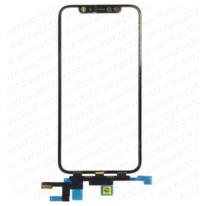 30PCS écran tactile Digitizer remplacement avec Flex câble iPhone gratuitement X Xs Max Livraison