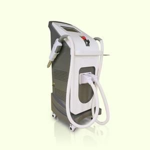 продажа для вертикальных двух ручек Ipl неавтоматических лазерного удаления волос IPL и лазер-й ИАГ машина