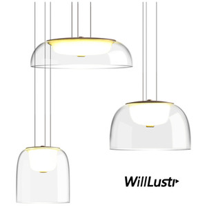 Modern Glass Pendant Lamp Creative LED Suspension Lighting Dinning Room Living Room Hotel Bar Affordable Luxury Hanging Light