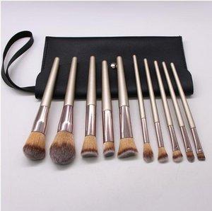 Makeup Brushes Set Cosmetic Foundation Powder Blush Eye Shadow eye shadow Contour Brush Tool Kit Newest Foundation Brush Diamond