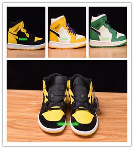 2020 Men's and women's Basketball Shoes 1 High OG Jordan 1 Retro Cheap Banned Obsidian Royal UNC Game Athletics Sneaker Top 3 Jordan 1 Sports Trainer