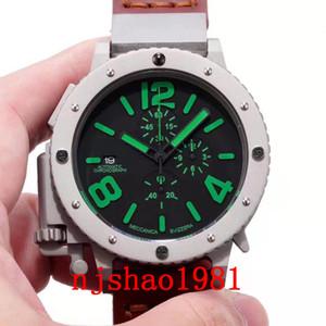 2020 meilleure qualité Wristwatch Boat Chronographe à rattrapante Quartz en acier inoxydable Sport Hommes Hommes Montres-bracelets