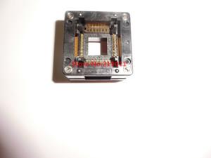 Freeshipping QFP64 TQFP64 LQFP64 PQFP64 Test di prova per presa di corrente su circuito integrato OTQ-64-0.8-01