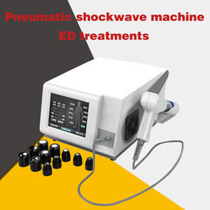 CE approved Best selling Advanced low-energy erectile dysfunction pneumatic shock wave erectile dysfunction gainswave and smartwave