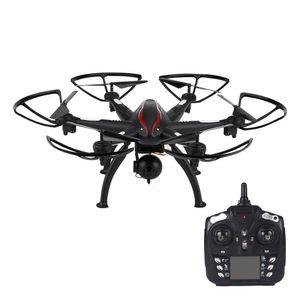 L100 720P 1080P Geniş açılı kamera ile Uzaktan Kumanda Drone 6 akslı 5G Hexacopter Geniş açılı Wifi Kamera RC Model GPS