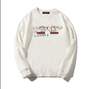 2018 Yeni bebek tasarımcı marka 2-7 t yaşındaki erkek ve kız hoodie gömlek çocuk giyim tops