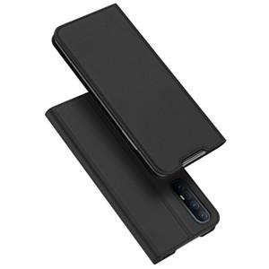 Para la marca OPPO reno3 pro del teléfono Caso Cartera PU casos también con tarjeta de fotos cubre la caja de cuero de la ranura
