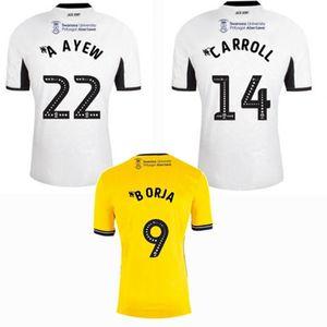 2019 2020 Swansea Futebol BORJA PETERSON City AFC 19 20 futebol camisa Sports S-2XL