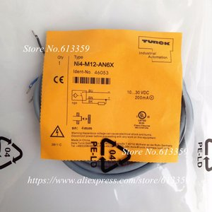 NI4-M12-AN6X NI4-M12-AP6X Turck Proximity Switch Sensor New High-Quality