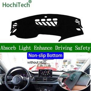 Pour A7 S7 2009 -2018 Gauche Rudder Intérieur Accessoires Dashboard Car Cover Dash Mat Anti Anti -Dirty Dashmat antidérapant Pad