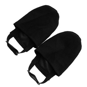 1 Pair Sports Bowling Shoe Slider Slide Cover Sock Protection Gear Replacement Accessories - Washable, Reusable, Non-slip