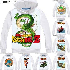 Dragon Ball Z 3D printing Summer Dragonball manga Son Goku Anime Cosplay Custom Pullover Sweatshirt Hoodie Classic Printed