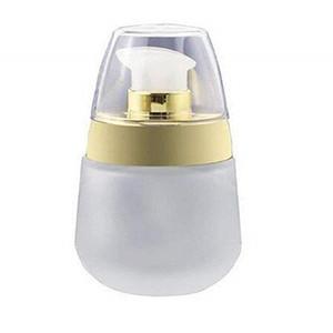 30 ml 1 Unze hohe Qualität Milchglas Pumpe Flasche Reise Nachfüllbare Kosmetische Hautpflege Creme Dispenser Lotion Glas Verpackung Container