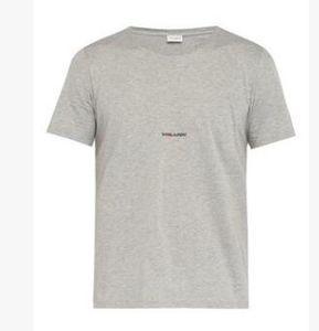 summer men and women T-shirt YslLauren T-shirt men women shirt printed shirt XL
