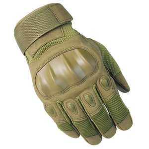 1 Pair Climbing Exercise Sports Gym Military Army Tactical Gloves Motorcycle Motocross Racing Riding Cycling Gloves