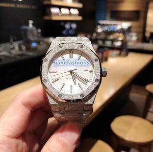 Boutique de los hombres de alta calidad de los relojes de lujo superior de matorral reloj de moda caliente de acero inoxidable relojes mecánicos automáticos nuevos productos