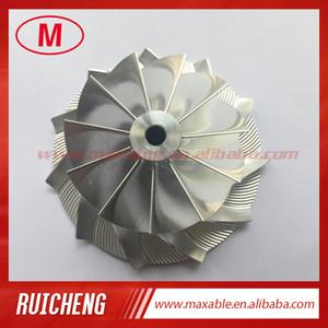 TD04HL 16G 48,30 / 68.00mm 11 + 0 cuchillas turbocompresor tocho / molienda / aluminio 2618 de rueda del compresor