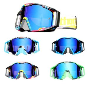 Explosion Thor off-road equipment helmet motorcycle goggles thor glasses downhill mountain bike windshield goggles