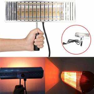 1000W Filtro Handheld Infrared riscaldamento Auto cottura scarico portatile Car Body Spray luce della vernice di onda che cura la luce solare Film