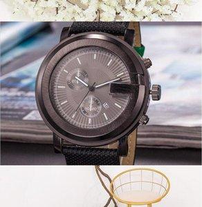 Luxo Iced Out Assista Ouro Diamond Watch de couro das mulheres dos homens de alta qualidade Big quartzo impermeável relógio de pulso Relogio Masculino