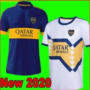 2020 2021 Boca Juniors soccer jersey 20 21 BENEDETTO GAGO OSVALDO CARLITOS PEREZ DE ROSSI 10 TEVEZ PAVON JRS sports football shirt uniforms