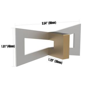 الرباط ماركر، المالك قص الخشب المفاصل قياس تتوافق أداة الدليل، قالب الحجم 1: 5-1: 6 و 1: 7-1: 8 أعمال الخشب -
