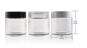 30g Kunststoff Kosmetikdose PET Serumflasche 30ml Thread Creme Container Fabrik Großhandel, Cremetiegel