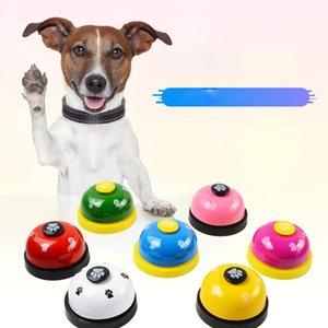 Formation interactive pour animaux de compagnie jouets coloré chiot chien chat Bell Squeak jouet en gros