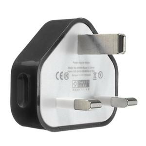 Main Wall CE 3 Pin USB UK Plug Adaptor Mobile Phone Charger Power For Samsung Universal Cell Smart Phone
