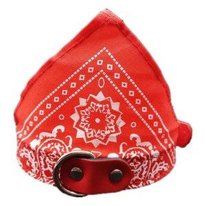 Бандана ручного Ошейник треугольник Собака День рождения Бандан моющегося Собака Бандан Воротник Шарф для Маленьких Среднего Большого Щенки Bwkf