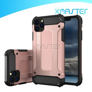 SGP ibrida dura armatura Cover per iPhone 12 SE 2020 11 XR XS 8 xmaster Huawei P40 Lite P smart Phone Case S