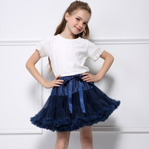 Free Shipping New Fashion Girl's Tutu Dress Skirts Princess Mesh Dress Kids School Party Dance Dress for Baby Children