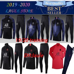 2019 20 AJ psg TRACKSUIT TRAINING SUIT mbappeI survêtements SWEATER 2019 2020 psg PARIS Training suit SIZE S-XL chandal set