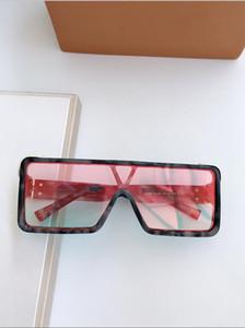 toptan gözlük UV400 Yeni moda 1258 erkek güneş gözlüğü basit mens güneş gözlüğü popüler kadın güneş gözlüğü açık hava yaz koruması